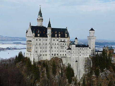 Castillo Neuschwanstein - ©José Miguel Redondo