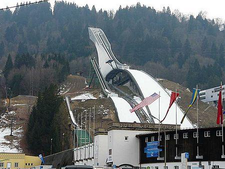 Trampolín de saltos de esquí de Garmisch-Partenkirchen