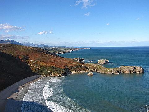Playa Asturias: ©José Ramón Pérez