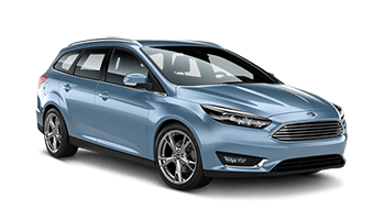 Alquiler de Ford Focus Familiar