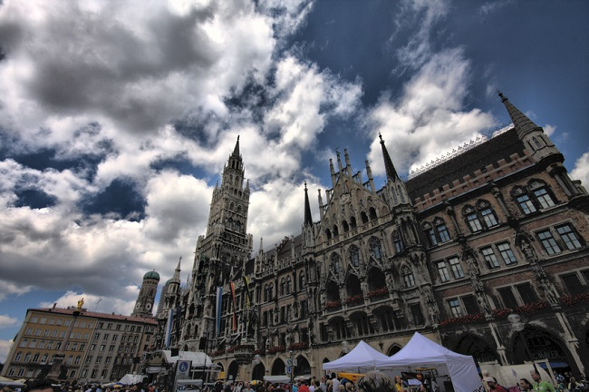 Alquiler de coches en Munich - Sixt rent a car