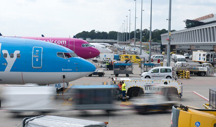 Aeropuerto de Gosselies Bruselas Charleroi
