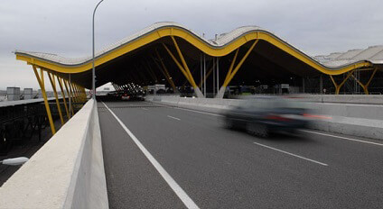 Aeropuerto Barajas Madrid