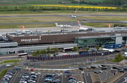 Rent Car Edimburgo Aeroporto