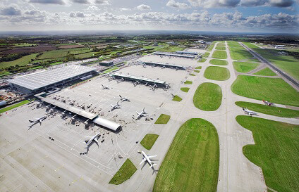 Londres Aeropuerto Stansted