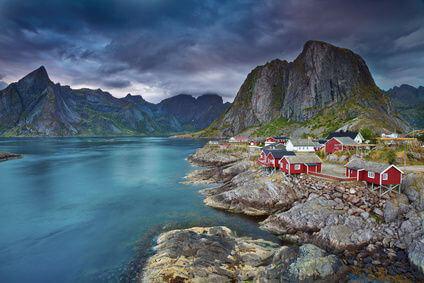 Norwegen Country